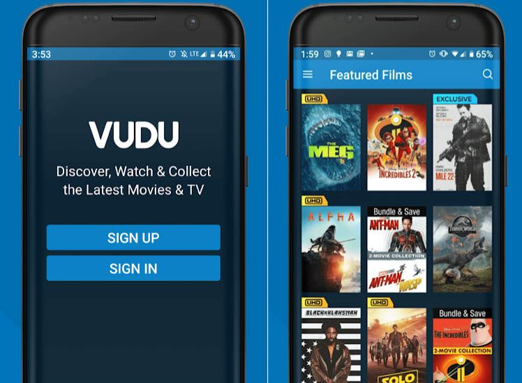 Vudu App Download