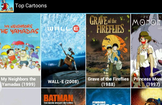 Cartoon HD App Download
