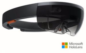 Microsofto Hololens